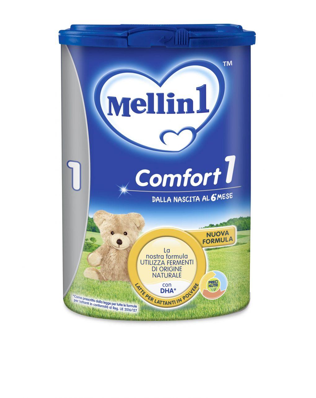 Mellin - latte mellin comfort 1 polvere 800 gr - Mellin