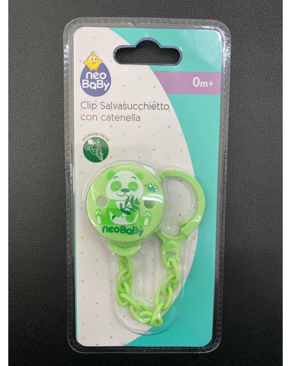 Catenella  verde neo baby - Neo Baby