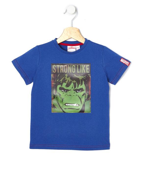 T-Shirt Marvel con stampa lenticolare - Prénatal
