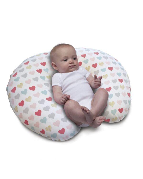 Cuscino allattamento Boppy Hearts - Boppy