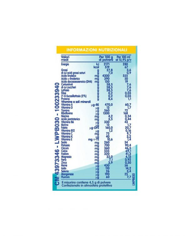 Nestlè - Latte Nidina 2 L.Reuteri polvere 800g - Nestlé