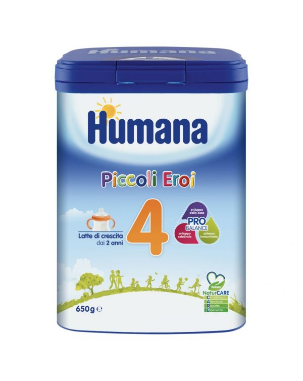Humana - Latte Humana 4 ProBalance polvere 650g - Humana