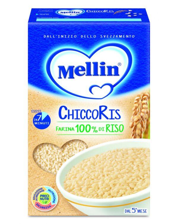 Mellin - Pastina chiccoris 320g - Mellin