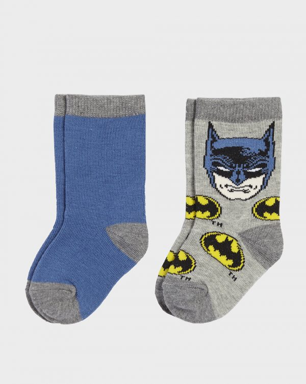 Pack 2 paia di gambaletti bimbo Batman - Prénatal