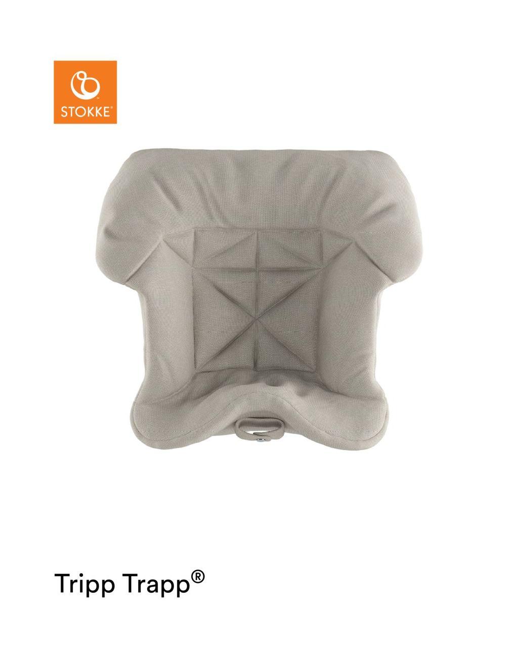 Cuscino mini tripp trapp® - timeless grey - Stokke