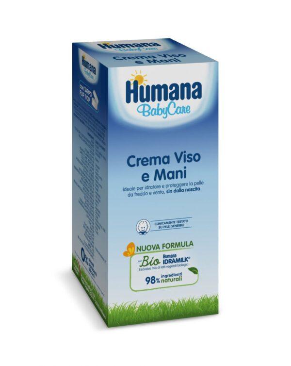 Crema viso & mani 50 ml - Humana