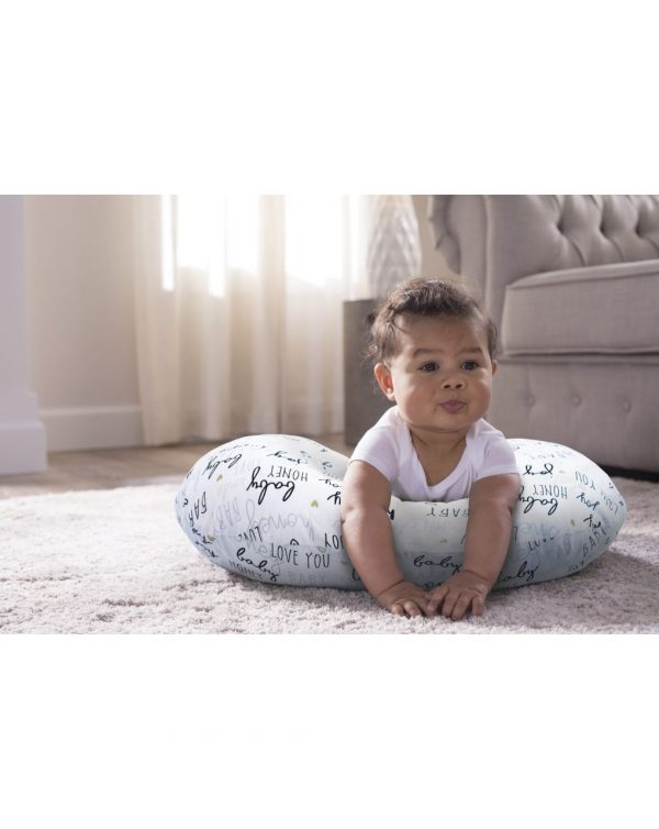 Cuscino allattamento Boppy Hello baby - Boppy