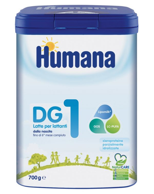 Humana - Latte Humana DG 1 polvere 700g - Humana