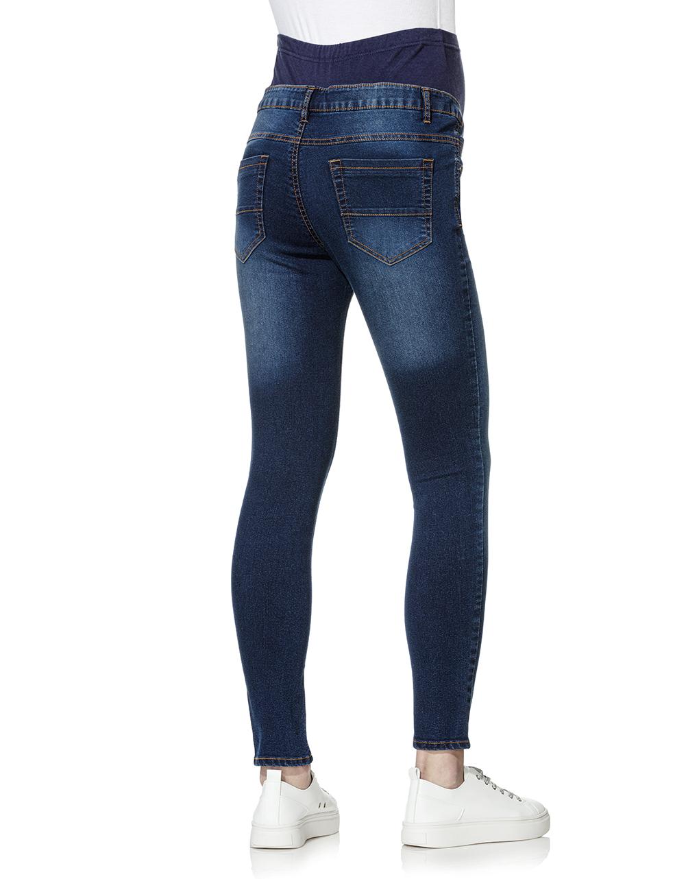 Jeans denim scuro - Prénatal
