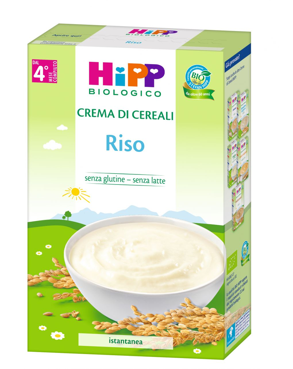 Hipp - crema di riso 200g - Hipp