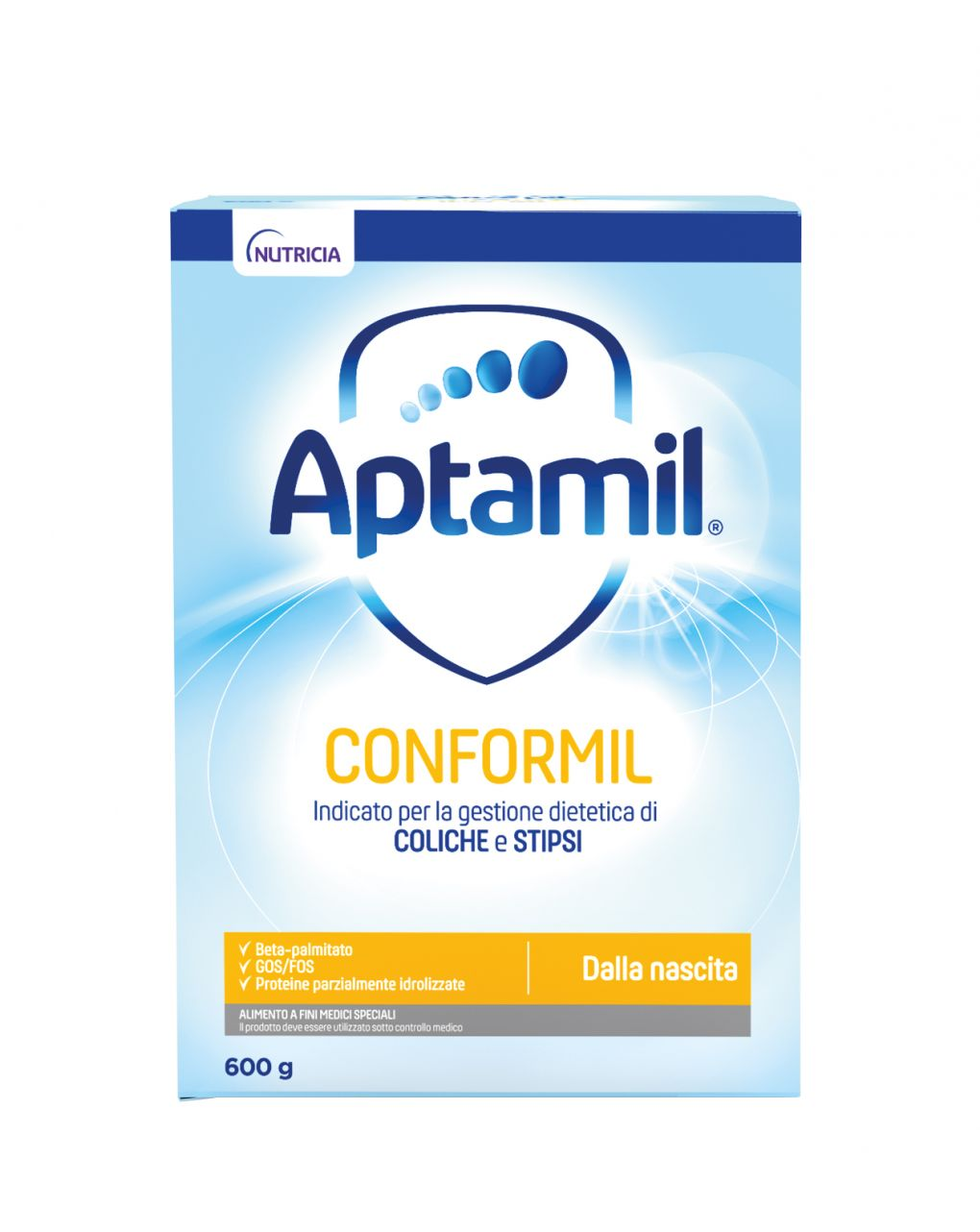 Aptamil - latte aptamil conformil plus polvere 600g - Aptamil