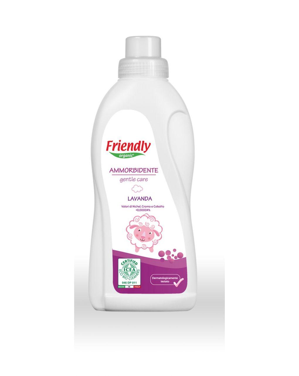 Ammorbidente liquido 750 ml - Prénatal