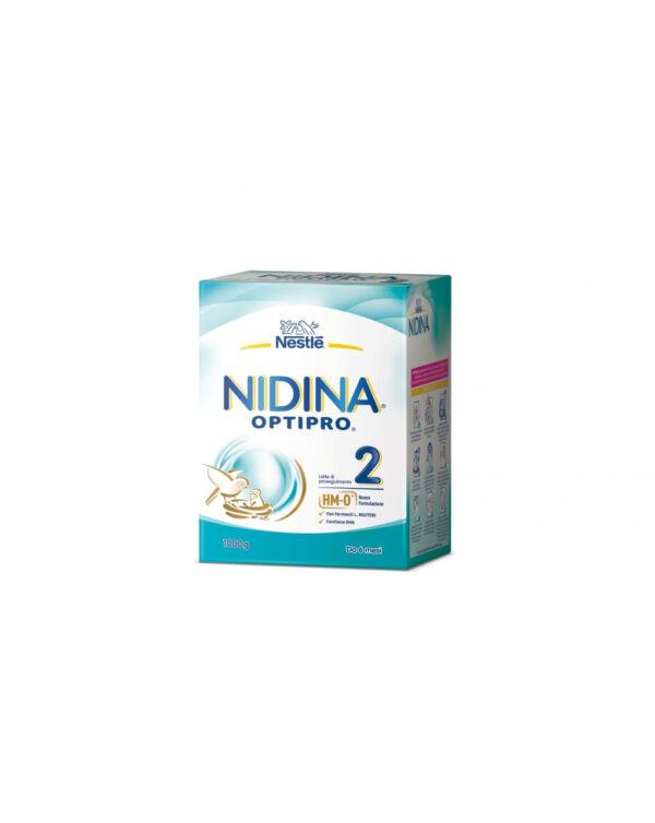 Nestlè - Latte Nidina 2 polvere 2x500g - Nestlé