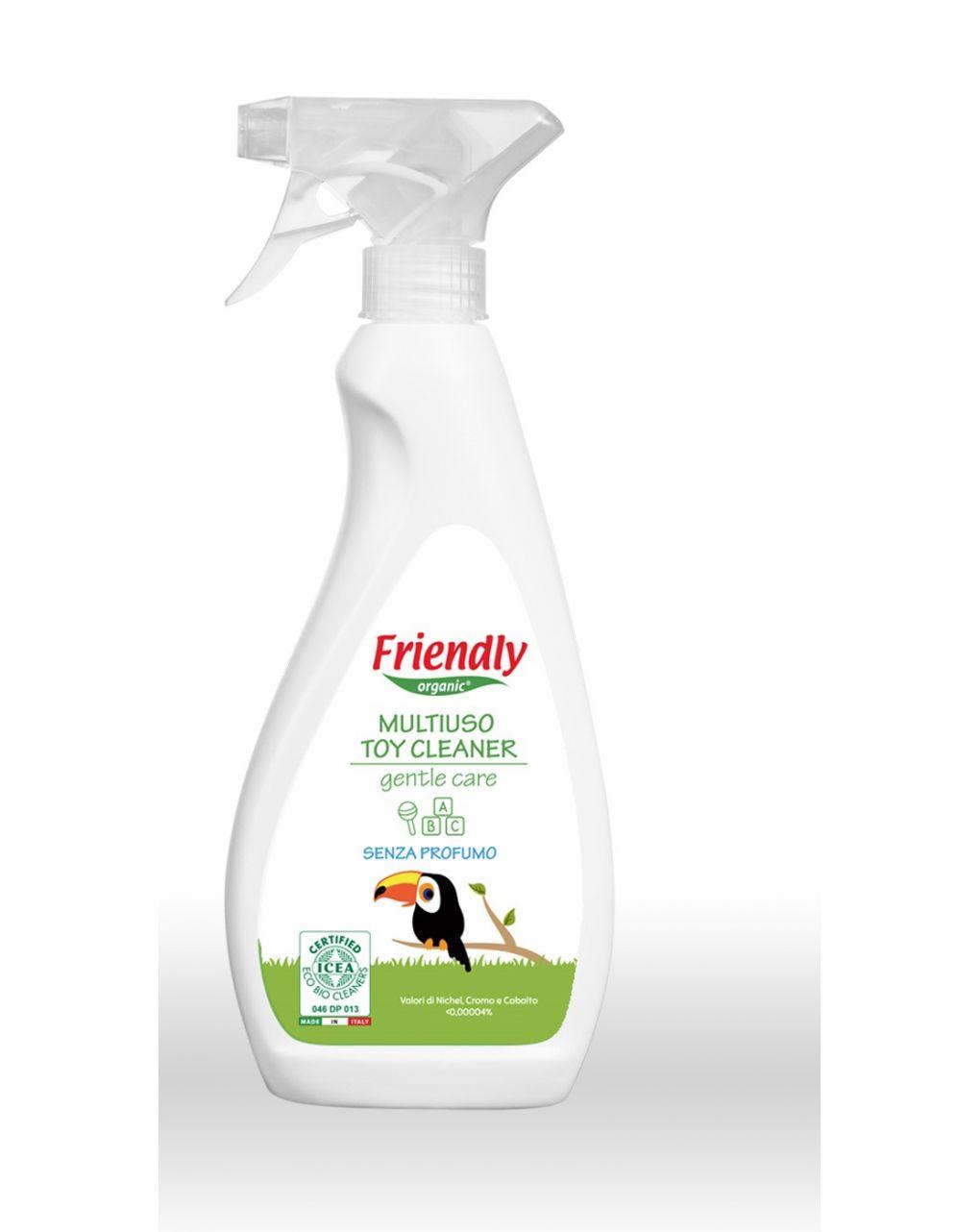 Spray multiuso toy cleaner 500 ml - Prénatal