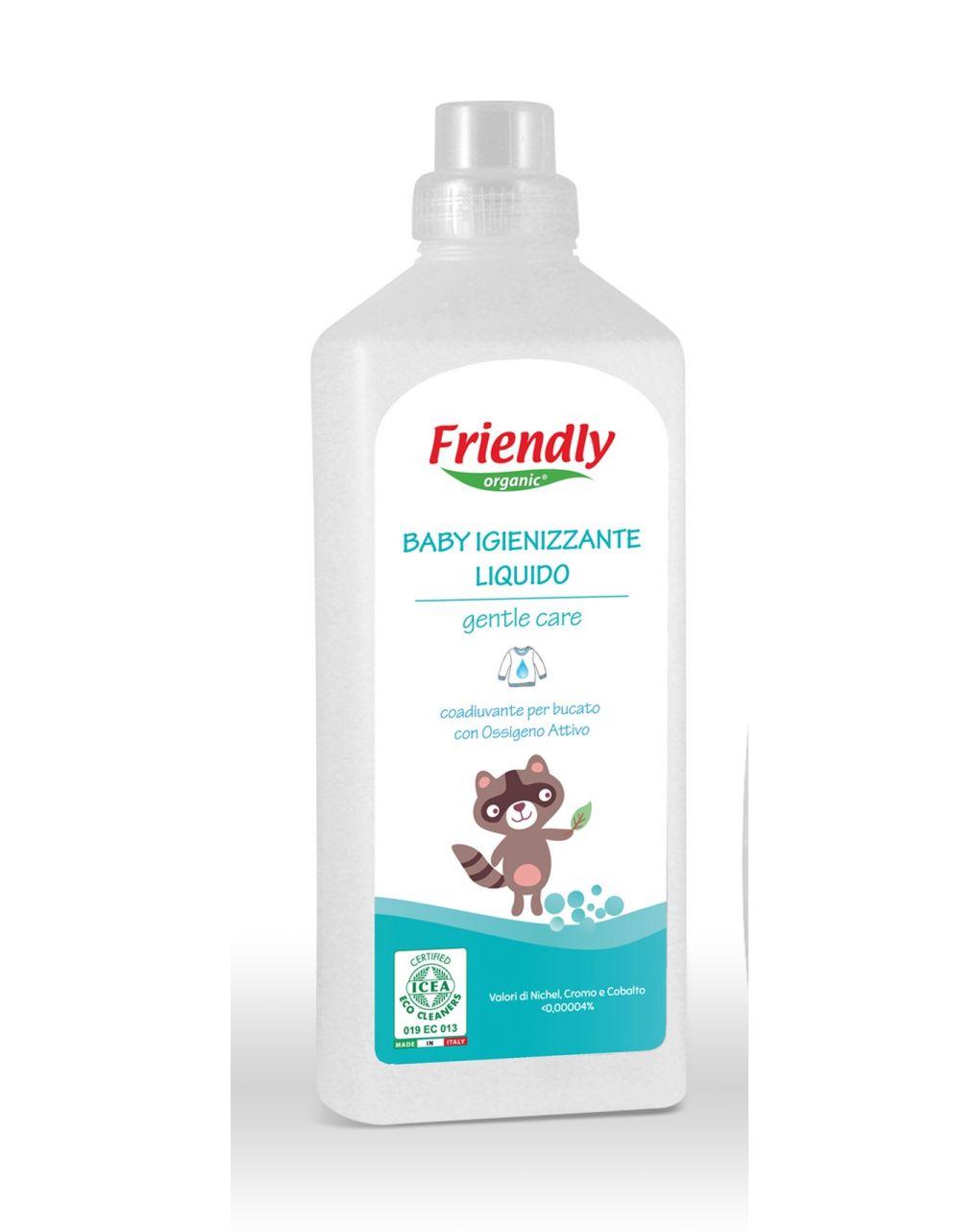 Baby igienizzante liquido 1 litro - Prénatal