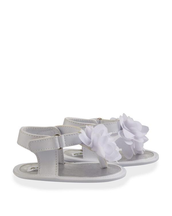Sandaletto con fiore applicato - Prénatal