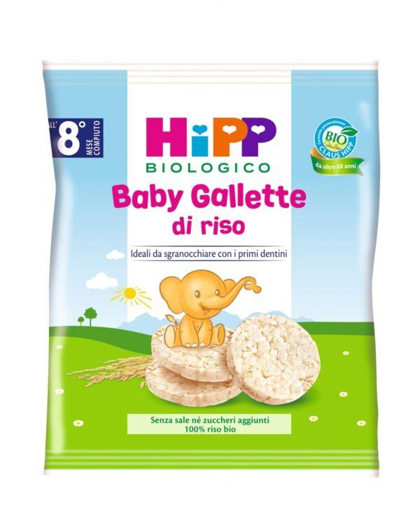 Hipp - Baby gallette di riso 35g - Hipp