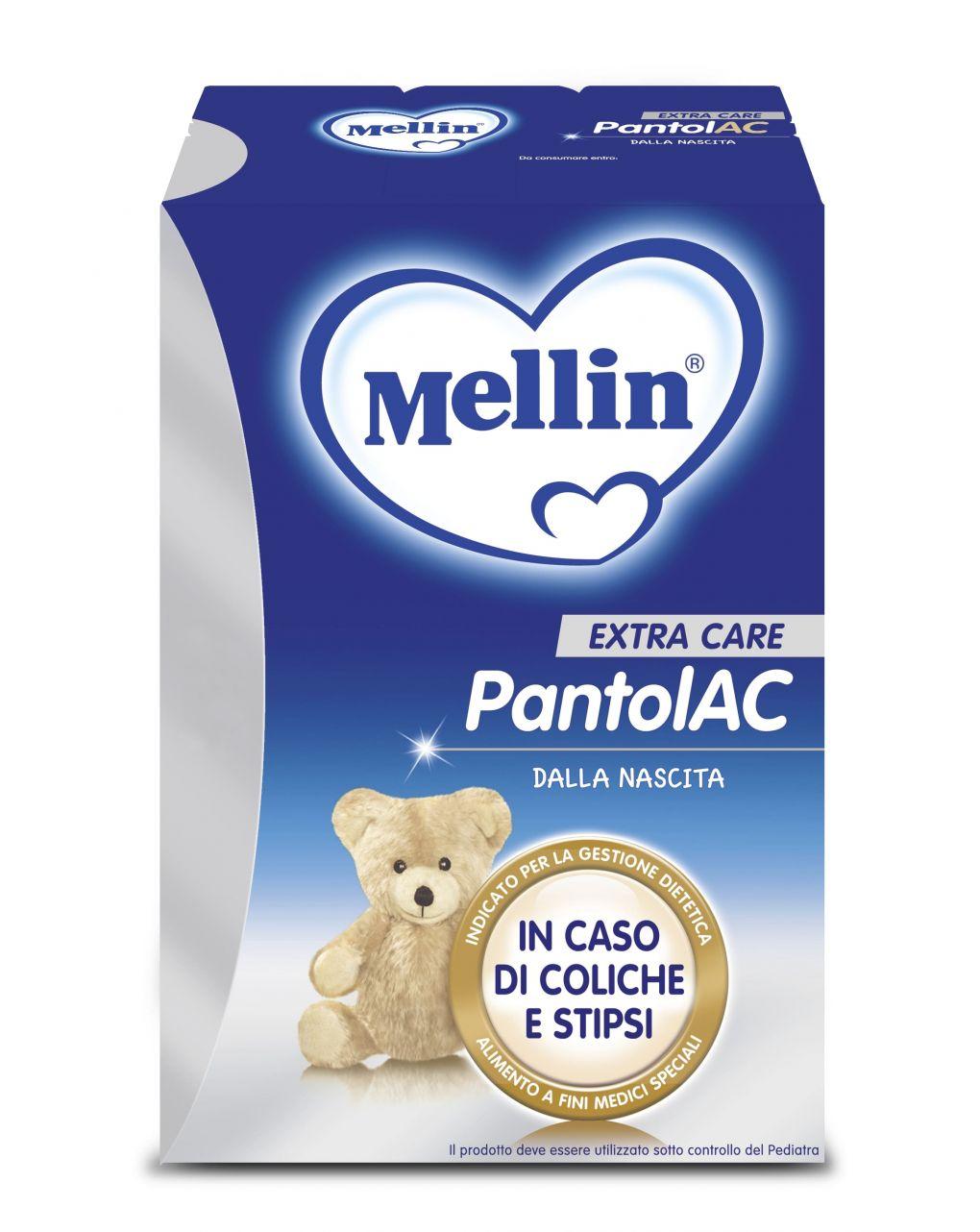 Mellin - latte pantolac polvere 600g - Mellin