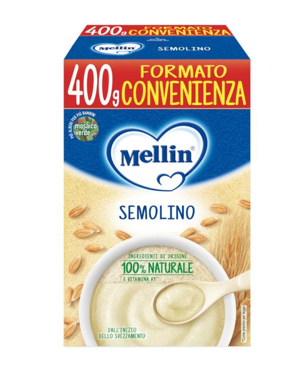 Mellin - Semolino 400g - Mellin