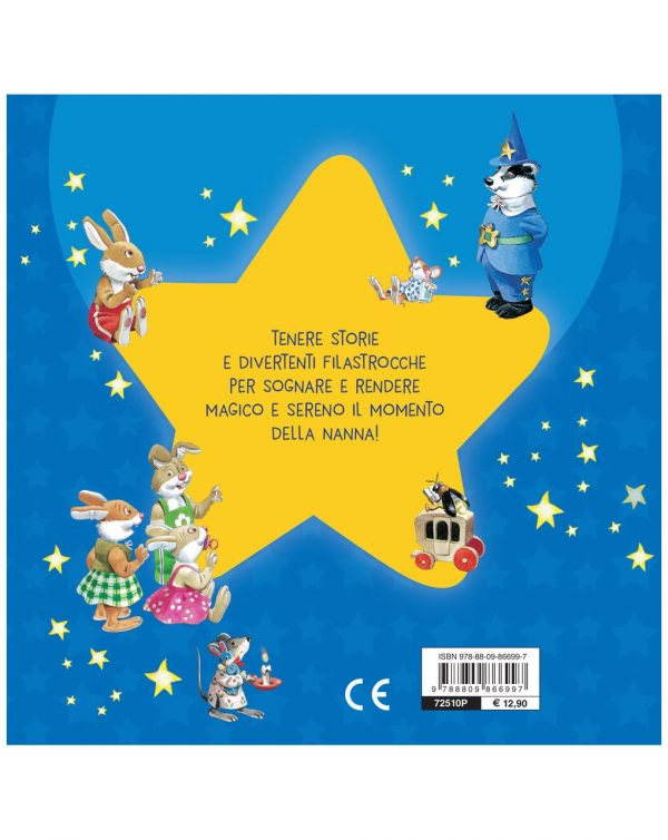 Il mio primo libro della Buonanotte - Dami