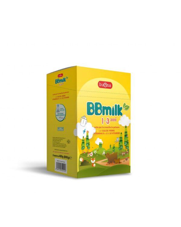 Buona - Latte BBmilk 1/3 anni polvere 800g - Buona