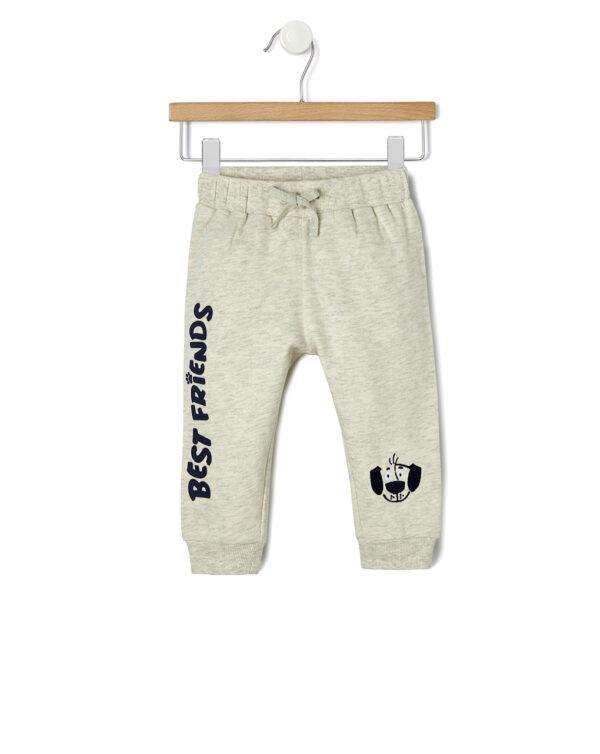 Pantalone basico con stampa - Prénatal