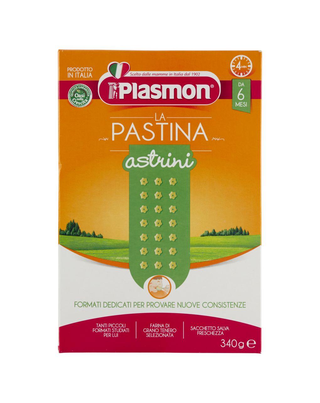 Plasmon - pastina astrini 340g - Plasmon