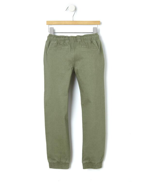 Pantalone in twill di cotone - Prénatal