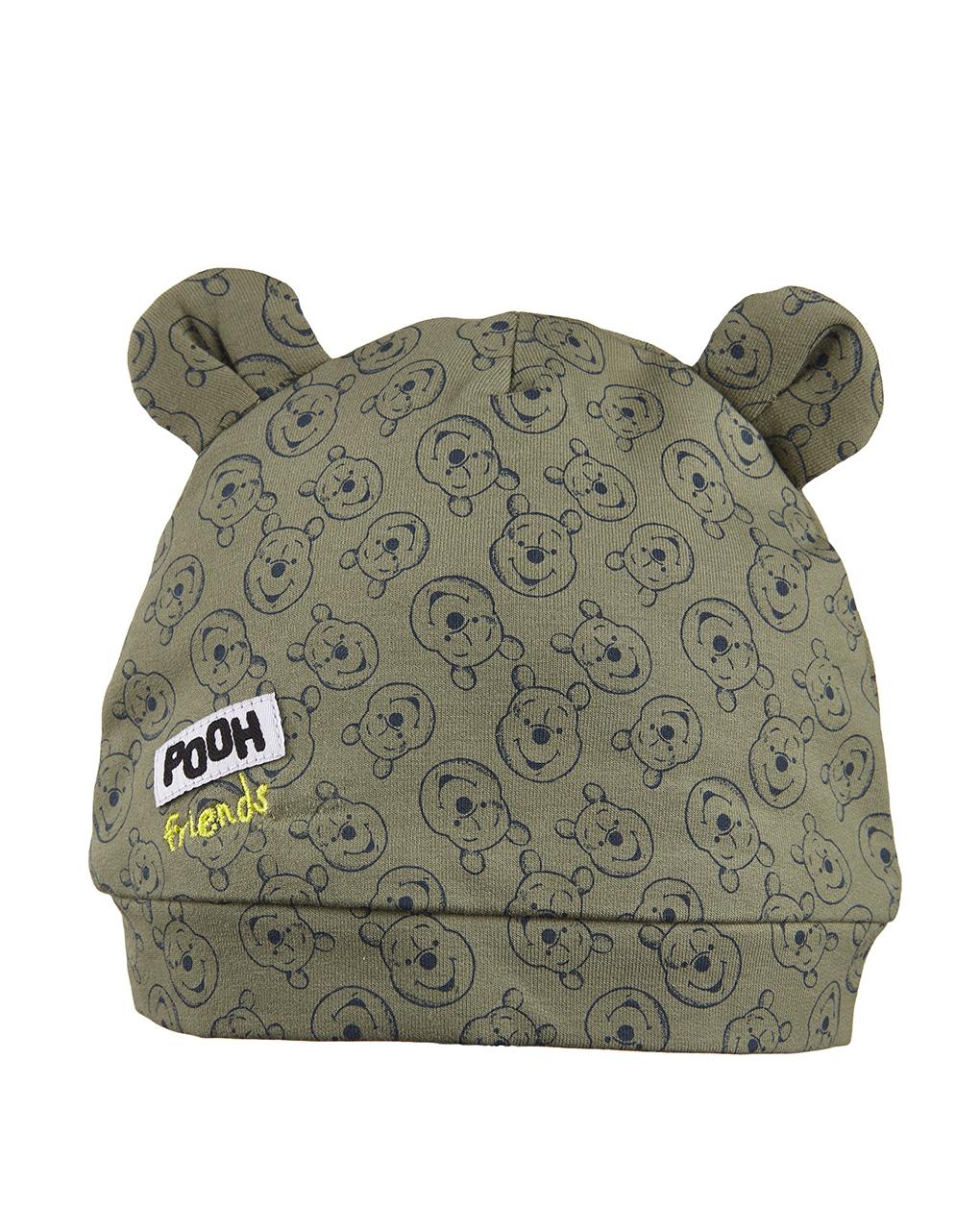 Cappello in cotone con stampa winnie the pooh - Prénatal