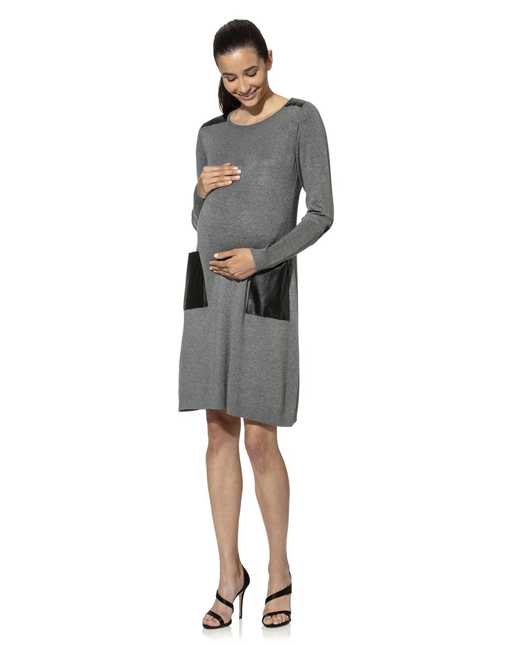 Abito tricot premaman - Prénatal