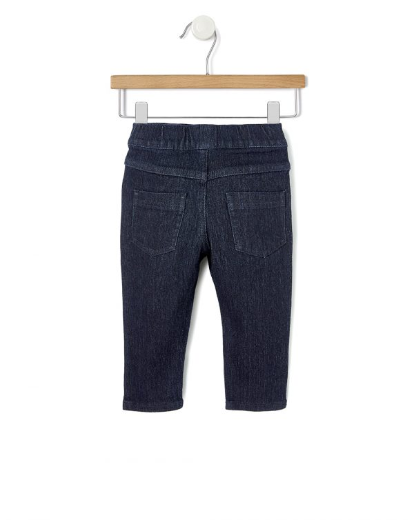 Pantaloni in denim blu scuro - Prénatal