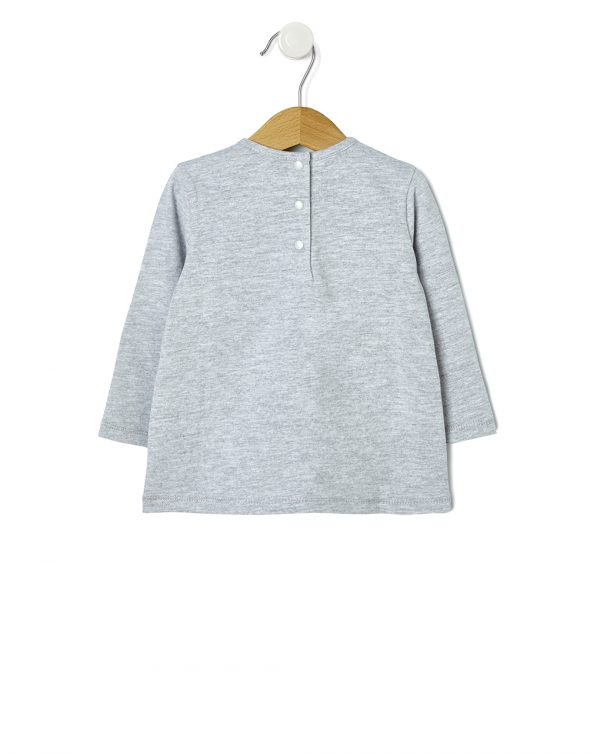 T-shirt con patch coniglietto - Prénatal