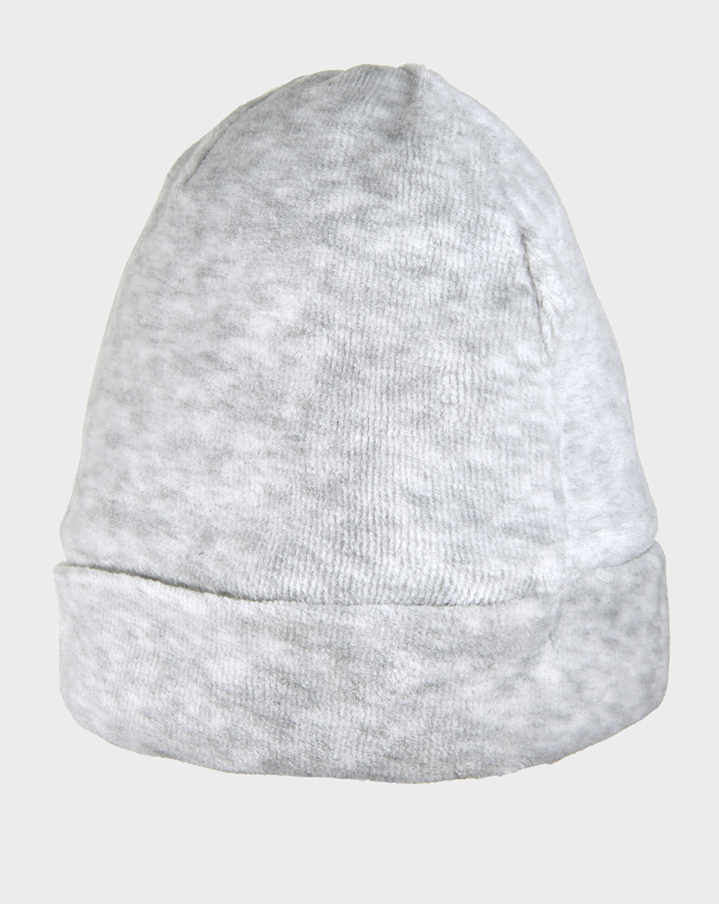 Cappello cuculo in ciniglia grigio chiaro - Prénatal