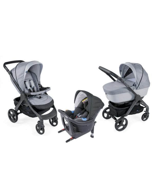 TRIO STYLEGO UP I SIZE LIGHT GREY - Chicco