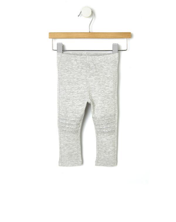 leggings con rouches applicate - Prénatal