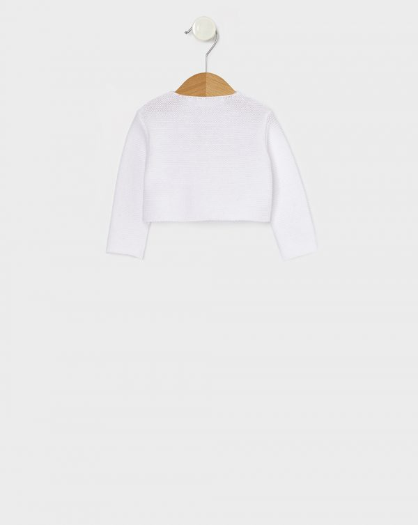 Cardigan in tricot di cotone - Prénatal