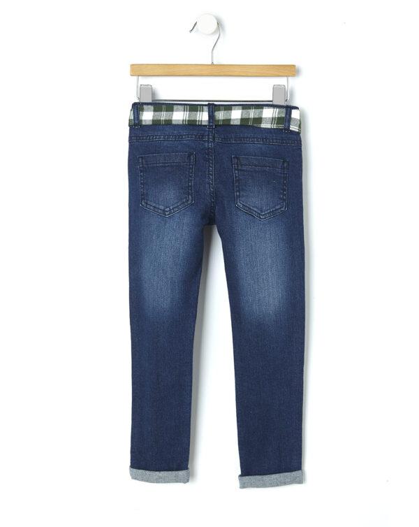 Pantalone denim con cuori - Prénatal