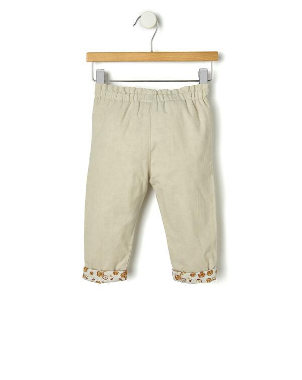 Pantalone twill foderato - Prénatal