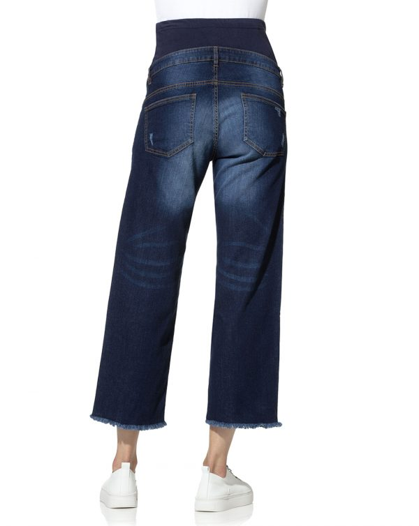 Pantalone denim premaman - Prénatal
