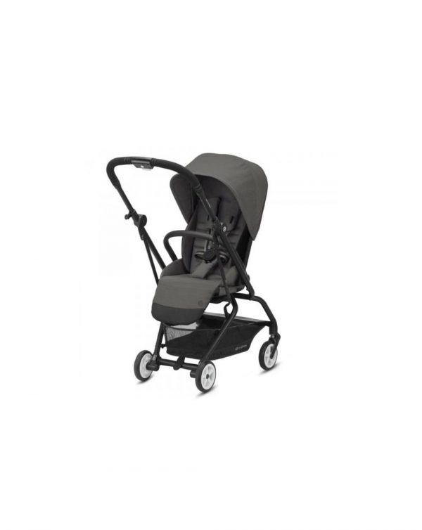 EEZY S TWIST+ BLK SOHO GREY - Cybex