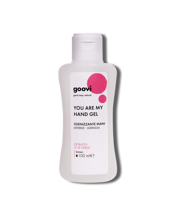 Gel Igienizzante Mani  -  150 ml - Goovi