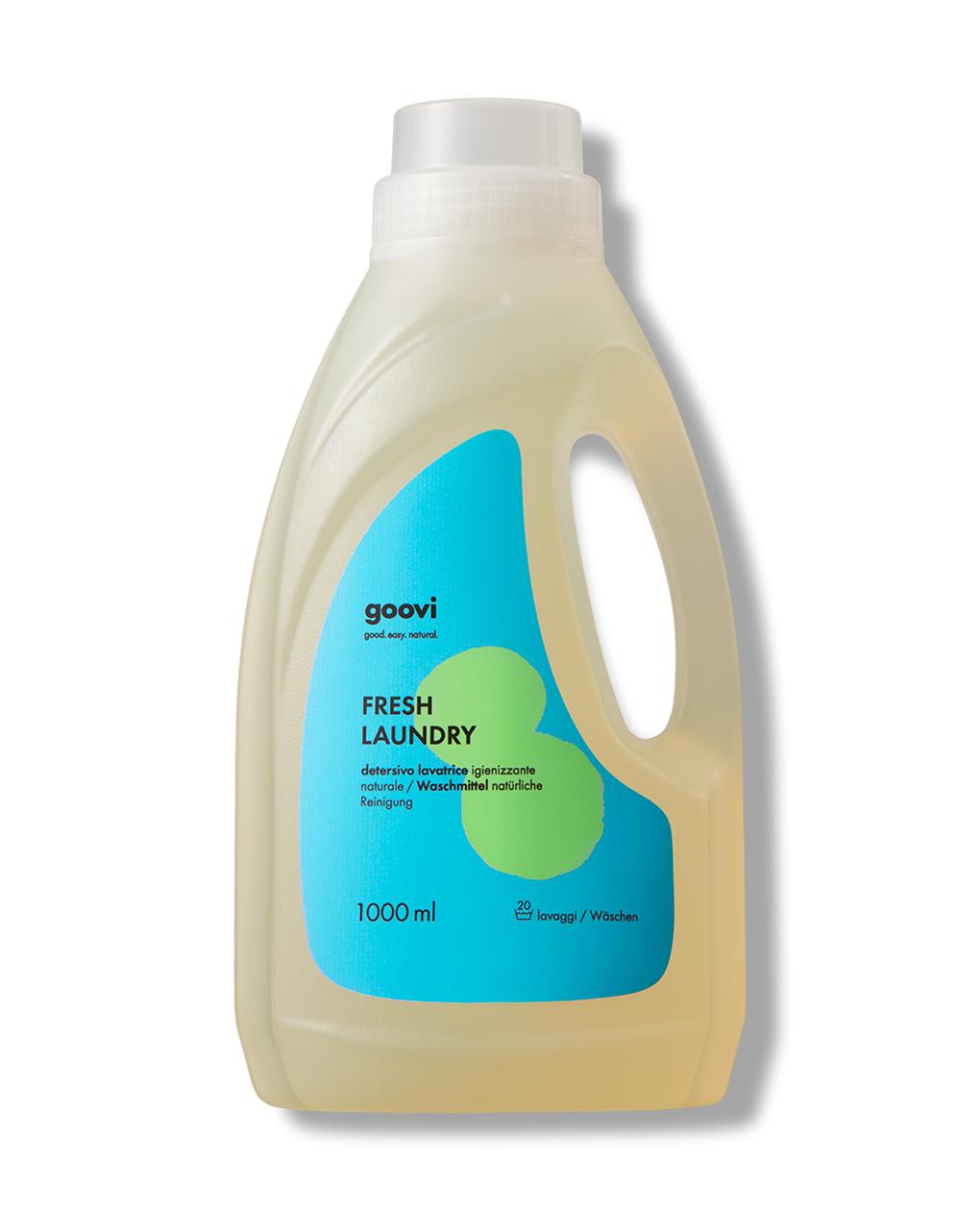 Detersivo lavatrice -  1000 ml - Goovi