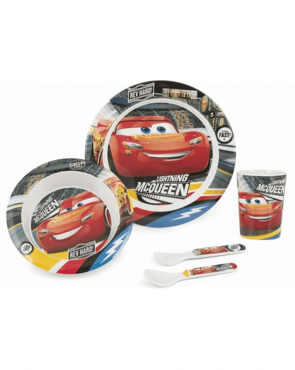 SET PAPPA CARS3 5 PEZZI DISNEY - Disney