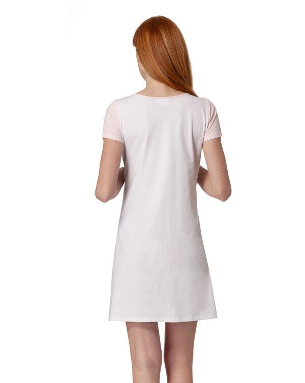 Camicia parto maniche corte - Prénatal