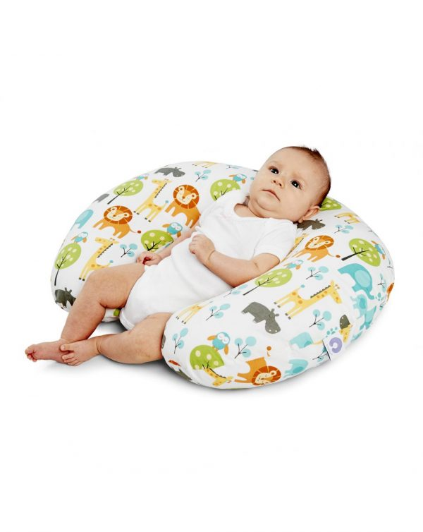 Cuscino allattamento Boppy Peaceful Jungle - Boppy