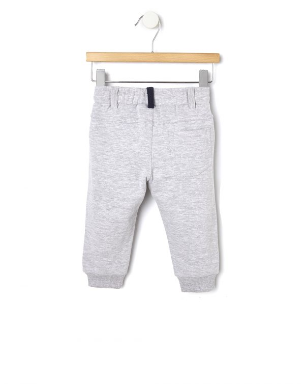 Pantalone felpa con patch tigre - Prénatal