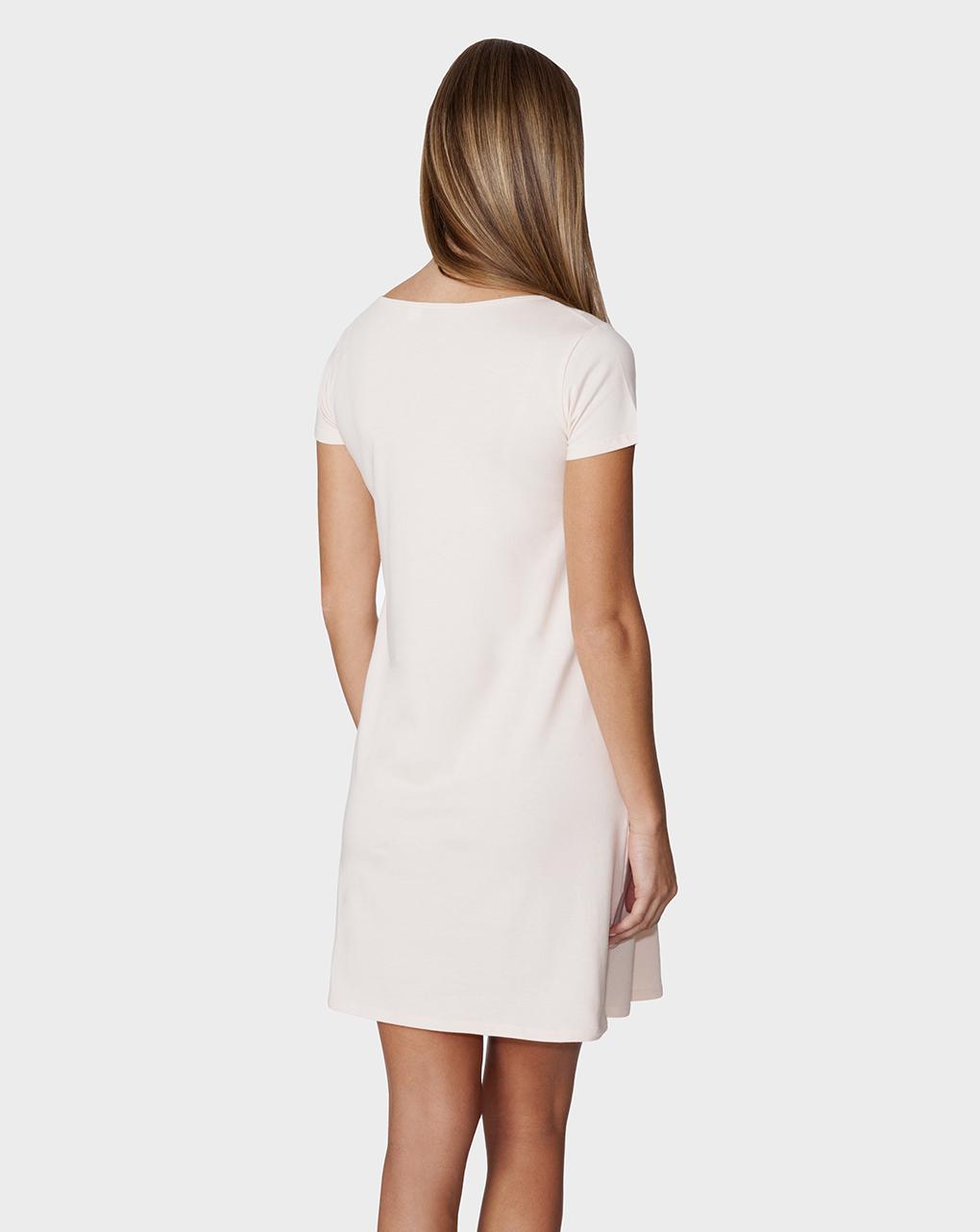 Camicia parto rosa chiaro - Prénatal