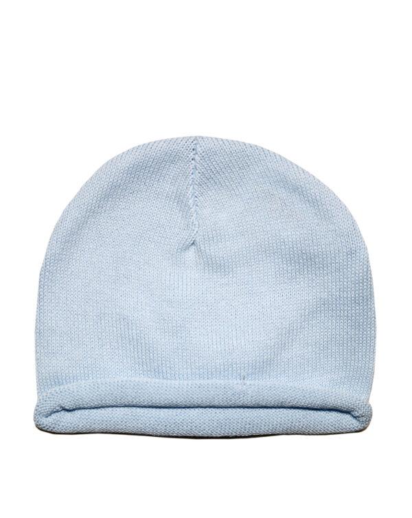 Cappellino in cotone azzurro - Prénatal