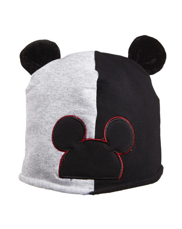 Cappellino in felpa con orecchie applicate - Prénatal