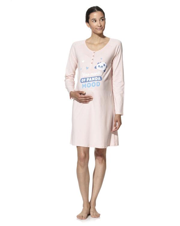 Camicia da notte allattamento Mr. Wonderful - Prénatal